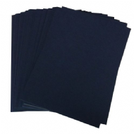 100 x A4 Navy Blue 250gsm Card - Bulk Buy